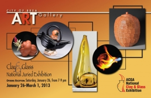 ACGA National Clay & Glass Exhibition
